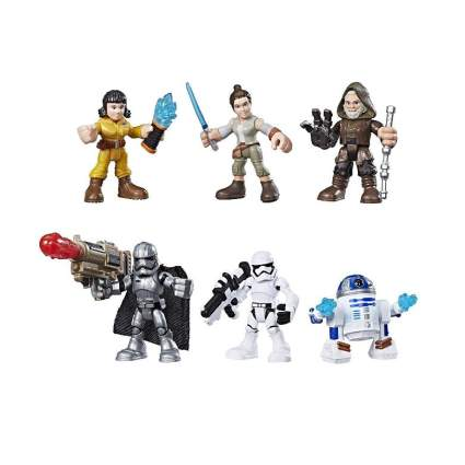 Playskool Galactic Heroes Star Wars Resistance VS. First Order Pack