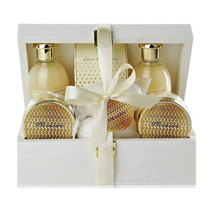 sensually fragranced luxury spa set