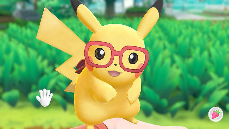 Pokemon Let's Go Pikachu and Eevee Best Nintendo Switch Games to play on the go