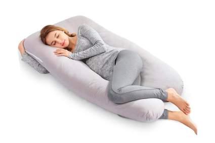 pregnancy pillow u-shaped sleep