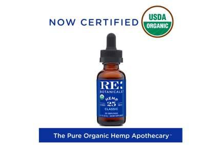 re botanicals sleep solutions hemp oil
