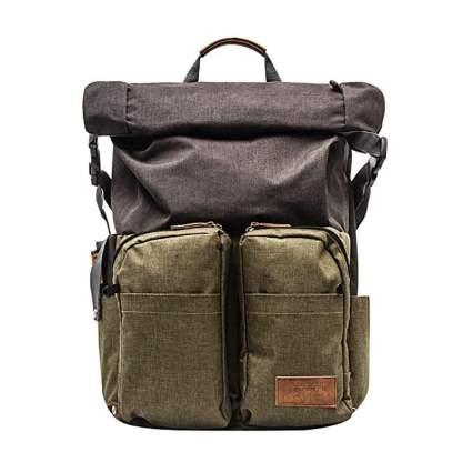 renwick roll top mens backpack