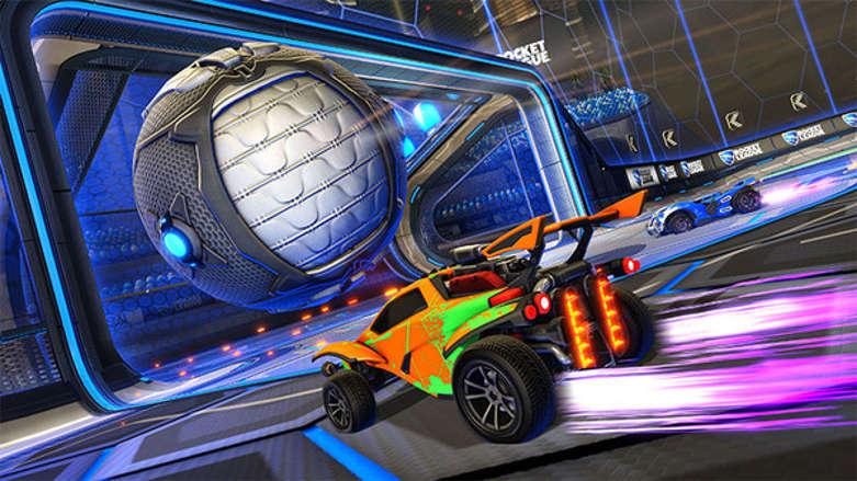 Rocket League Xbox Game Pass