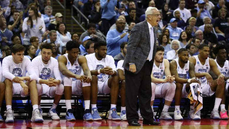 Roy Williams UNC Salary