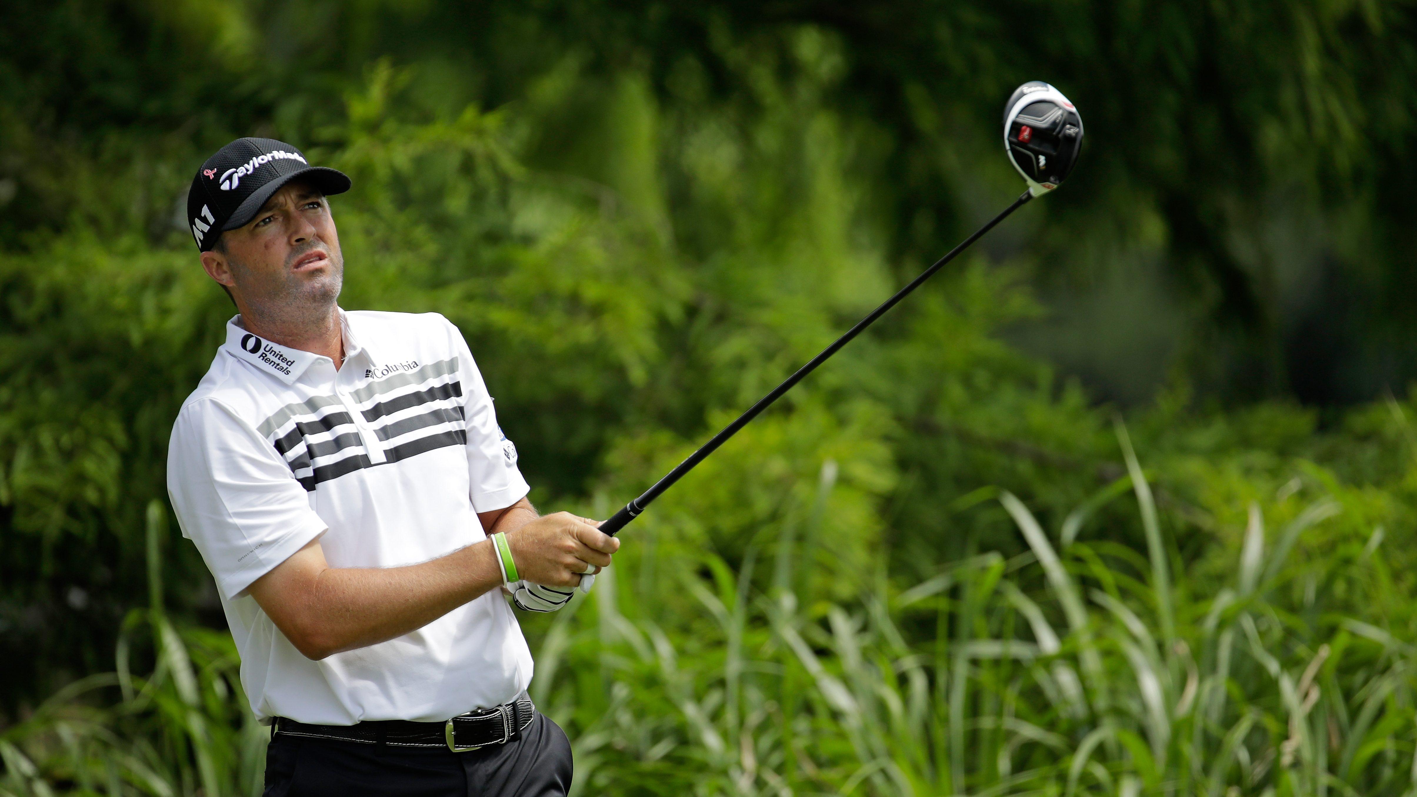 Ryan Palmer Not Related to Arnold Palmer, but Fellow PGA Tour Pro ...