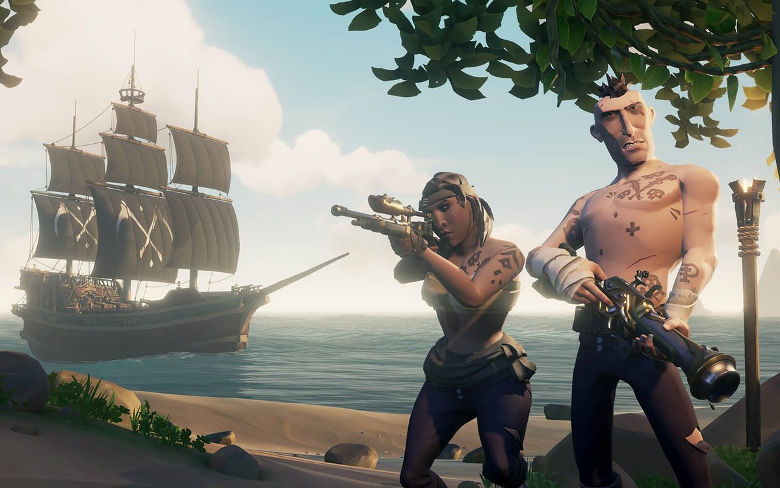 Sea of Thieves Patch Notes 1.4.5