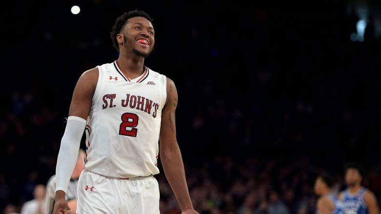 Shamorie Ponds nba draft projections