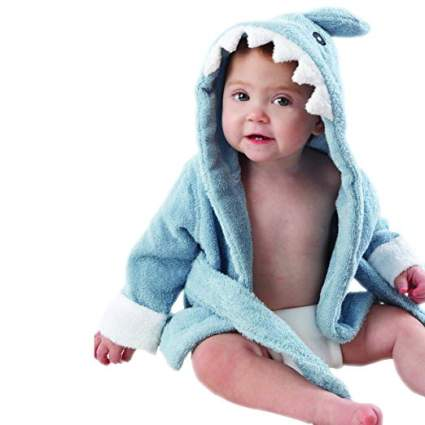 shark robe