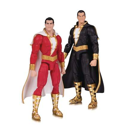 Shazam and Black Adam 2 Pack DC Essentials