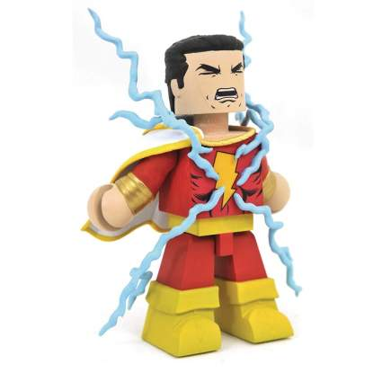 Shazam Diamond Select Minimate