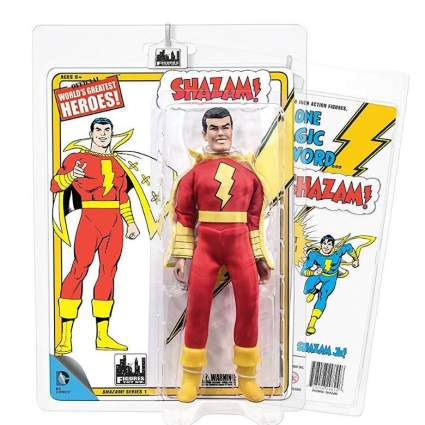 Shazam Retro 8 inch Action Figure