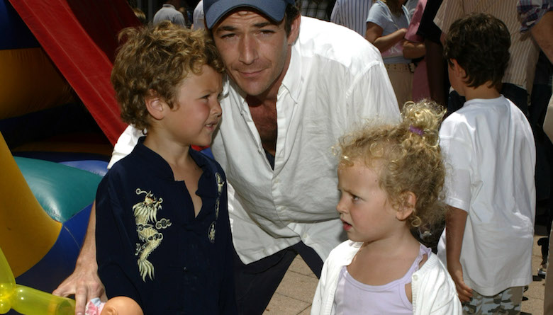 Sophie Perry, Luke Perry's Daughter