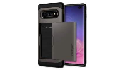 spigen cs s10 wallet case