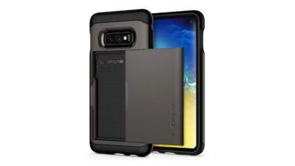 spigen cs s10e wallet case