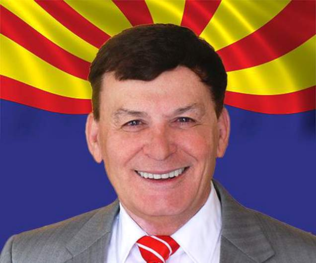 Arizona Representative David Stringer