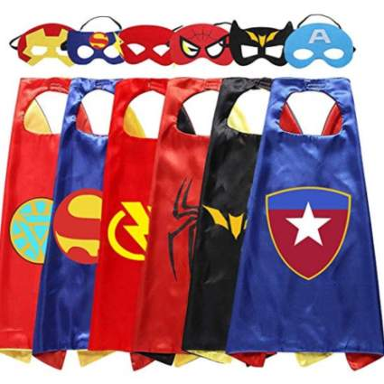 Superhero Cape Set