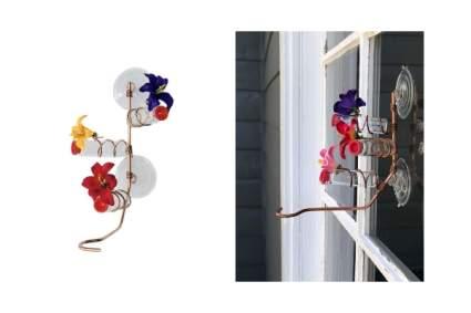 Sweet Feeders Window Hummingbird Feeder