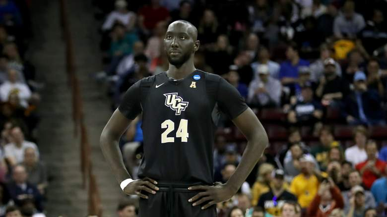 Tacko Fall NBA draft stock projections mocks