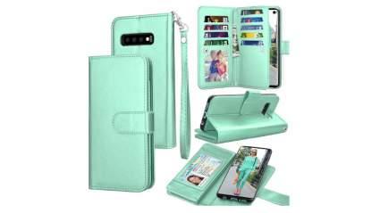 tekcoo s10 plus wallet case