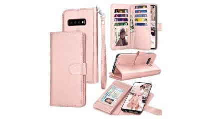 tekcoo s10e wallet case