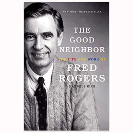 good neighbors book by Fred Rogers