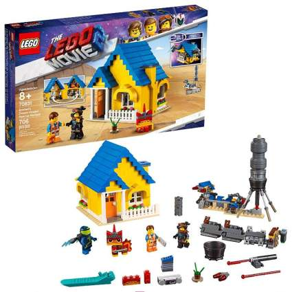 The Lego Movie 2 Emmet's Dream House and Rescue Rocket
