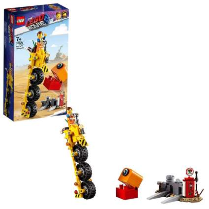 The Lego Movie 2 Emmets Thricycle
