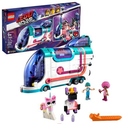 The Lego Movie 2 Pop Up Party Bus