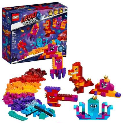 The Lego Movie 2 Queen Watevras Build Whatever Box
