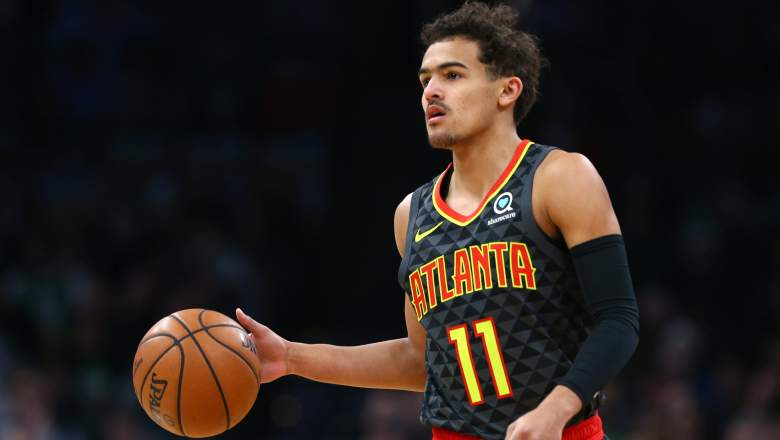 Atlanta Hawks NBA draft trade Pelicans