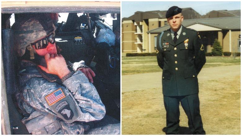 Staff Sgt. Travis Atkins