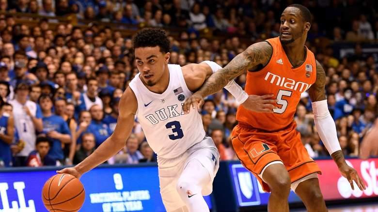Tre Jones NBA draft projections mocks