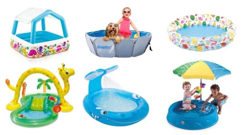 18 Best Kiddie Pools Your Buyer S Guide 2020 Heavy Com