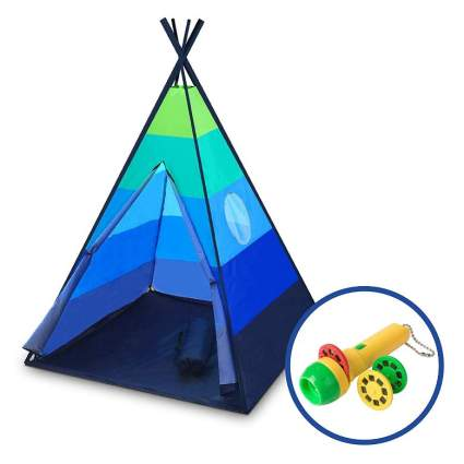 USA Toyz Kids Teepee Tent for Boys or Girls