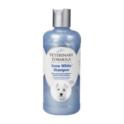 Veterinary Formula dog shampoo