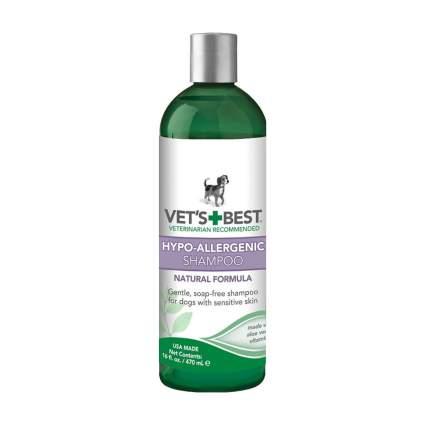 Vet's Best dog shampoo