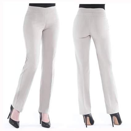 white super slimming tummy control pants