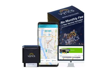 Vyncs gps trackers for cars