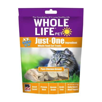 Whole Life best cat treats