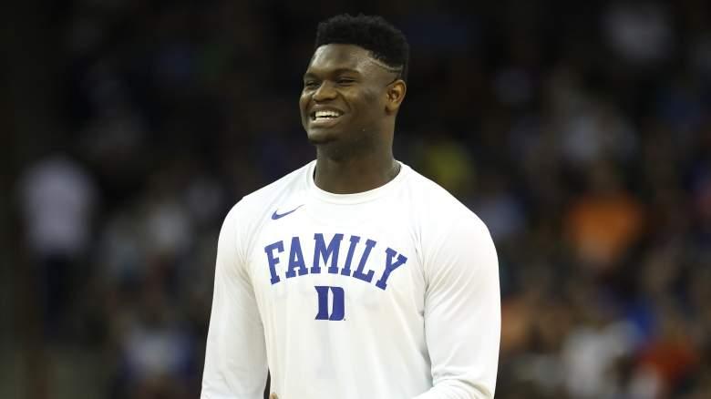 Zion Williamson NBA draft decision