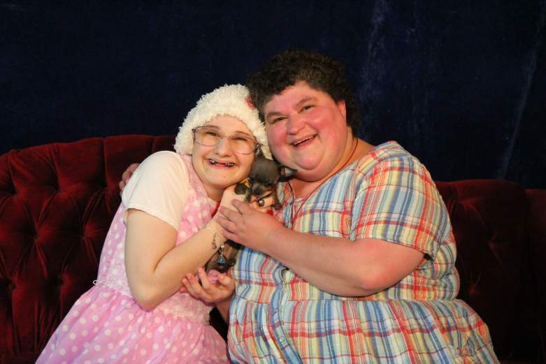 Gypsy Rose and Dee Dee Blanchard