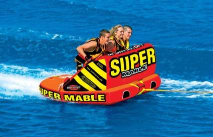 SPORTSSTUFF SUPER MABLE Water tube