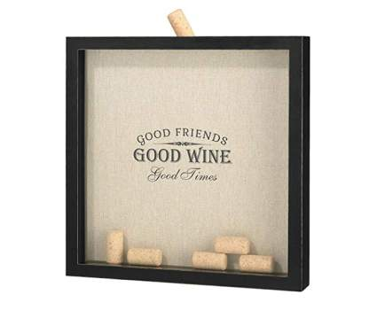 Wine Cork Guest book