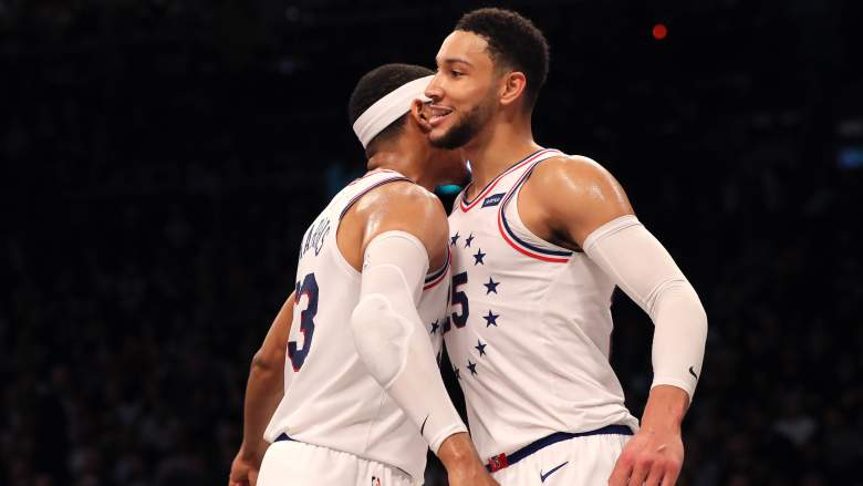 76ers vs Nets Game 4 Live Stream