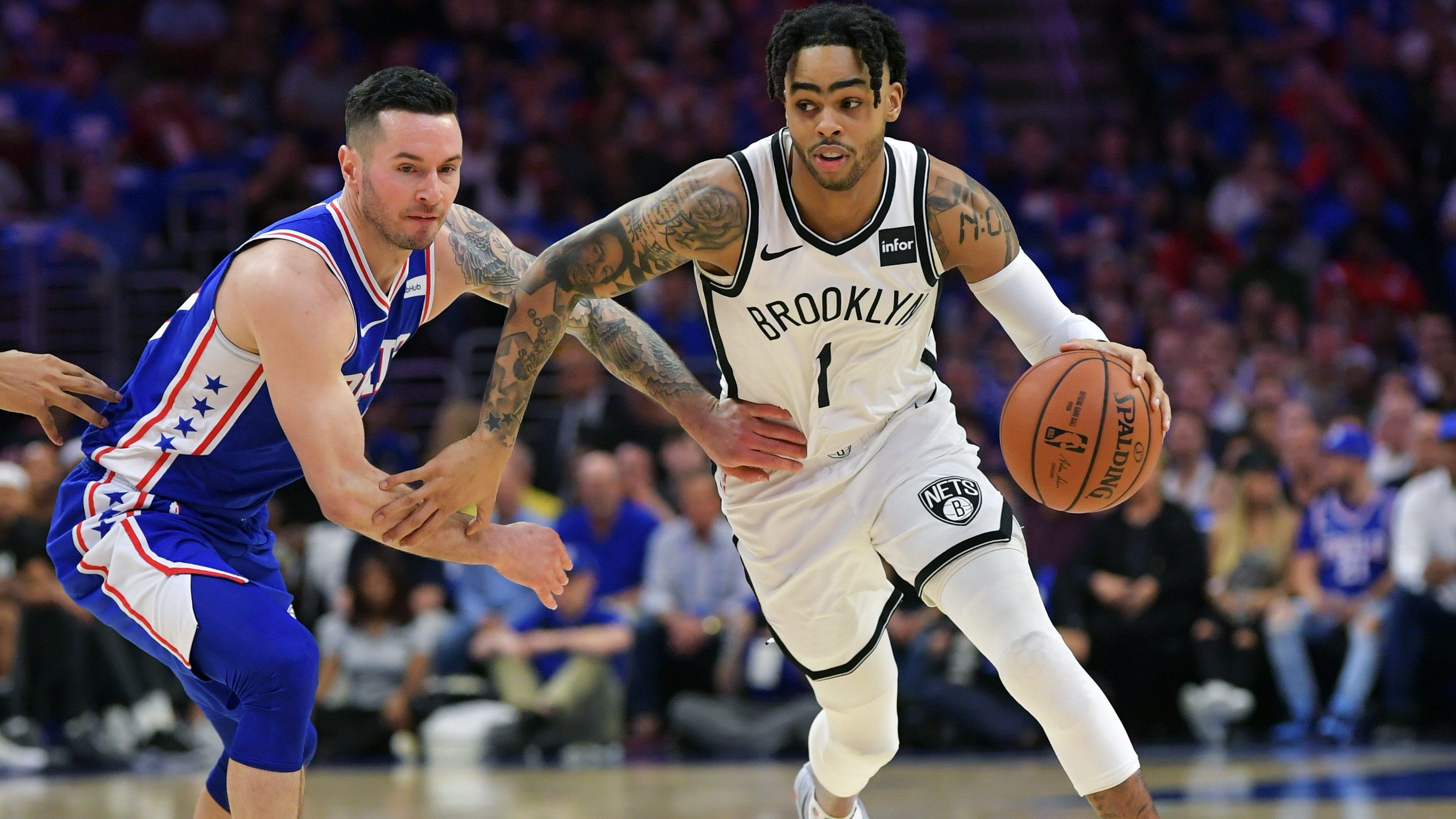Watch 76ers vs Nets Game 2 Live Stream ...