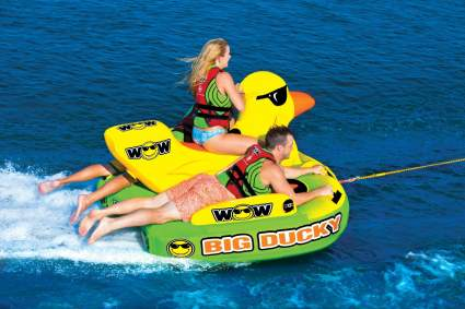 WoW Watersports Big Ducky Towable Tube