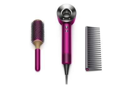 Dyson dryer for curly hair