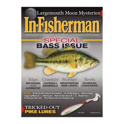 In-Fisherman print magazine