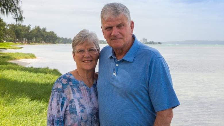 Franklin Graham and his wife Jane Graham