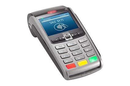 handheld credit card processor